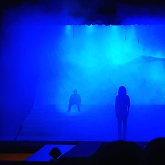Jesus Christ Superstar: The Musical.  #Day104 #LentenSeason #Lategram. (c) Marlene C. Francia 2017. . . . . . . . . . . . #JesusChristSuperstar #Musical #KenyaNationalTheater #JesusChrist #Judas #JudasIscariot #Easter #HolyWeek #Nairobi
