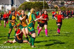 2017:03:25 14:24:45 (serenbangor) Tags: 2017 aberystwyth aberystwythuniversity bangoruniversity seren studentsunion undebbangor varsity rugby rugbyunion sport womens