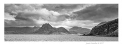 Cloudy Bay (JamieD888) Tags: cloud cuillins elgol skye scotland sea mountains