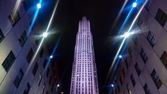 30 Rockefeller Center (Diana Rivera Event Photography) Tags: rockefellercenter 30rock ny newyorkcity nyc manhattan midtown midtownmanhattan artdeco evening night citylights