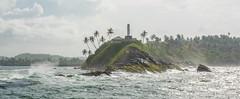 Rough Beauty (TGSnapshot) Tags: 2016 d7100 fotografie küste leuchtturm meer nikon palmen photography srilanka tillschröder wellen coast lighthouse ocean palms sea waves