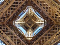 Tour Eiffel, Paris, France (duaneschermerhorn) Tags: architecture architect famous iron metal structure ornate elaborate tour tower tourist