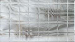 Incertaine - Uncertain (Emmanuelle Baudry - Em'Art) Tags: art artwork abstract artsurreal artnumérique abstrait artdigital artfantasy digitalart carré carreaux squared square water white window emmanuellebaudry emart eau vision vitre fenêtre dream rêve blanc lumière light