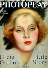 Photoplay Covers--Greta Garbot (kevin63) Tags: lightner internetarchive magazine photoplay twenties 20s silentera motionpicture movie film cover color drawing painting actress star starlet attractive pretty beautiful red lips glamorous hollywood gretagarbo life story biography blonde sultry alist superstar famous legendary