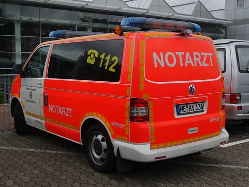 """Volkswagen Transporter """"Notarzt"""""""