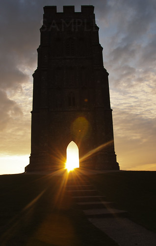 My Tor of Glastonbury Tor and Chew Valley Lake