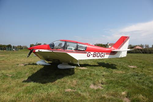 G-BOGI Avions Pierre Robin built Jodel DR400-180 Regent on 17 May 2013