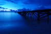 Morning Blue (j4Noo) Tags: longexposure morning blue sea cloud beach sunrise dock nikon day ngc laut tokina awan pantai biru biodiversity slowspeed sorong callingallangels greatphotographers fadhilah yanuar rajaampat d80 papuabarat dermaga 1116mm nikonflickraward flickraward5 ultimatephotographers celebritiesofphotographyforrecreation photographyforrecreationclassic y4nu4r pwpartlycloudy