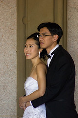 Couple (Charles Wosu) Tags: park street nyc wedding portrait digital canon photography couple central photograhy