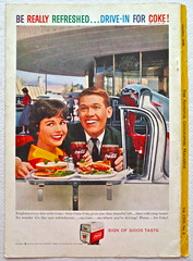 1959 - 1950s Vintage Coca Cola Advertisement From National Geographic Back Page 54 (Christian Montone) Tags: vintage ads advertising coke americana soda cocacola advertisements sodapop vintageads vintageadvert