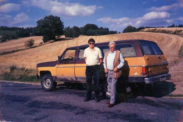old chevrolet car photo czech suburban chevy 1973