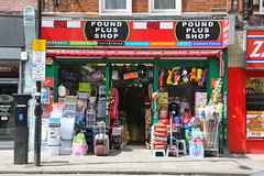 Pound Plus Shop (SReed99342) Tags: uk england london shop store sm storefront shopfront greenlanes poundplus