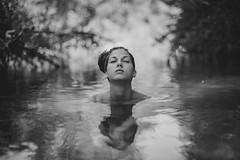 Ashy river (Alessio Albi) Tags: portrait lake water face river reflex 14 50 ritratto riflesso d600