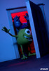 and we're back! (Toy Photography Addict) Tags: toys disney actionfigures pixar diorama monstersinc mikewazowski sulley waltdisney toyphotography disneytoys clarkent78 jeffquillope monstersuniversity toyphotographyaddict monstersu