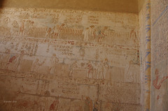 Tomb of Petosiris 12 (eLaReF) Tags: egypt tombs isadora ibex elgebel tunaelgebel petosiris tunaelgebbel
