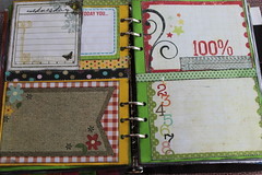 My own design (ideabook.se) Tags: diy calendar diary journal organizer homemade agenda planner filofax lorddodo