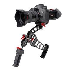 Marauder with Canon Camera (Zacuto) Tags: rig dslr striker marauder adjustable foldable camerasupport handgrip zacuto runngun zfinder gorillaplatev2