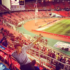 The greatest moment last night / นั่งดูภาพย้อนหลัง คิดถึงบอลแมทช์เมื่อคืนจัง, ขับรถออกไปเตะบอลดีก่า ⚽ #barca #barcelona #messi #cescfabregas #neymar #xavi #iniesta #bangkok