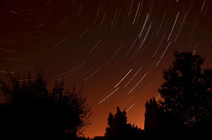 Shooting Stars (philjohnphoto) Tags: longexposure night stars star trails astrophotography astronomy meteor startrails