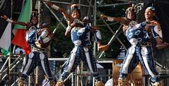 """Ensemble Les """"As du Bnin"""" 1 (Majorshots) Tags: costumes dance fiesta danza galicia galiza benin folkdance acorua lacorua bnin traditionaldance dancefestival africandance africandancers worlddance bailefolklrico danzafolklrica fiestafolklrica lesasdubenin fiestasmarapita asdubnin lensembleartistiqueetculturelasdubnin ensembleasdubenin 2013festivalinternacionaldefolklorecidadedacorua"""
