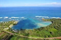 Kawela Bay (Great Salt Lake Images) Tags: hawaii oahu northshore kamehamehahighway kawelabay paradisehelicopter