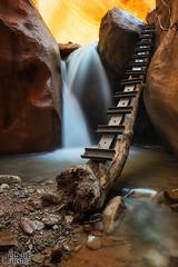 Daydream (Eddie 11uisma) Tags: southwest creek canon landscapes utah glow falls american eddie kanarra kanarraville lluisma