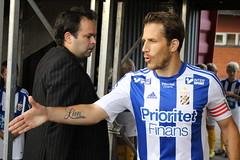 Tobias Hysen (Palllew) Tags: gteborg soccer tobias ifk ifkgteborg blvitt hysen tobiashysen