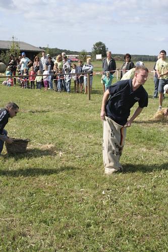 01.09.2013 Bauernhofolympiade