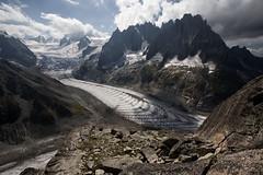 _MG_8621 (UnBen) Tags: montagne alpes glacier ciel montblanc contrejour merdeglace massifdumontblanc