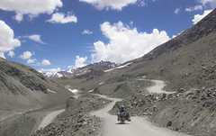 The long and winding road (Beyond the Mundane) Tags: travel india asia kashmir himalayas royalenfield ef24105mmf4lisusm
