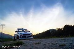 Mira Moderno (KM SNIPER-X) Tags: sunset car sport landscape drag sony racing turbo kuala mira moderno km seremban sembilan a57 kancil negeri senawang pilah sniperx
