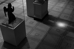 The Victoria and Albert Museum (Rupert Rand) Tags: london mystery angel streetphotography va victoriaandalbertmuseum mysteriouslight londonstreetphotography