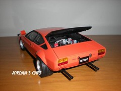 Lamborghini Urraco Rally 1:18 (MODEL CAR PASSION) Tags: cars model rally lamborghini countach bbr lambo diecast rallies bertone kyosho autoart modellino urraco automodello islero