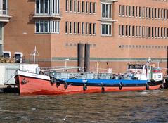 Odin I (ENI 04801600) (Parchimer) Tags: hamburg hafen binnenschiff tankmotorschiff bunkerboot motortankschip binnentanker