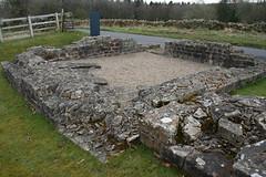 Piper Sike Turret 51a, Hadrian's Wall (raggi di sole) Tags: england stone wall roman path walk empire turret hadrian defence limes romanempire hadrianswall emperor turret51a pipersike