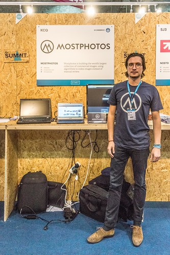 Mostphotos - Dublin Web Summit 2013
