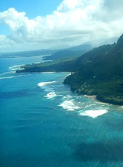 Napali coast (orping) Tags: coast tour air kauai napali cessna airventures