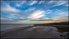a big sky…. (bevscwelsh) Tags: flintshire northwales greenfielddock sonyvclecu1 sonynex5n sonywideangleadapter sonye16mm