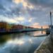 Sunrise in Dublin