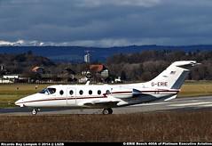 G-ERIE Beech 400A of Platinum Executive Aviation (ricardo_arthur) Tags: aviation executive platinum beech gerie 400a