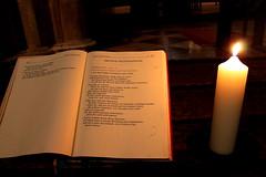 The Gospel (Misterfie Photography) Tags: light church germany bayern deutschland bavaria candle cathedral dom religion kirche kerze regensburg gospel oberpfalz worldheritage weltkulturerbe evangelium
