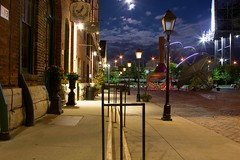 Distillery District (NS Corbett) Tags: night distillerydistrict distillery