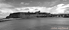 Whitby 2014 (john holland 1962) Tags: uk sea bw cold north east whitby april middlesbrough 2014 ormesby