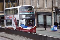 711 (Callum's Buses & Stuff) Tags: lothian madder b7tl whitegemini buslothianbuses edinburghmadder