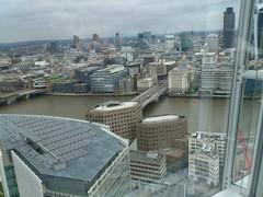 from the Shard (boysnips) Tags: london skyscraper icon shard flickrandroidapp:filter=none