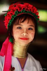0S1A1402 (Steve Daggar) Tags: thailand chiangmai culture portrait costume longneck karinlongneck hilltribe candid
