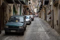 Cefalu 2 (gsamie) Tags: 600d canon cefalu fiat guillaumesamie italy rebelt3i sicilia sicily architecture cars city gsamie street