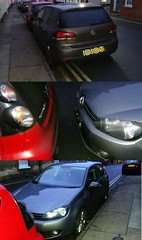 Another above the law parker from Woodbridge (Richie Wisbey) Tags: piss poor parking woodbridge illegal stopping yellow lines suffolk above law no problem free selfish bastard twat prick golf driver sucker vw