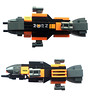 MCRN Tachi Profile (tbone_tbl) Tags: lego mcrn martian expanse syfy sci fi scifi leviathon wakes james corey micro mini microscale miniscale ship space spaceship