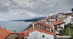 Lastres (Asturias) (Mikel DLM) Tags: asturias lastres costa mar pueblo doctor mateo asturies puerto playa montes